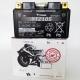 31500-MCJ-305 : Batterie d'origine Honda YTZ10S CB500