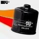 KN.204 : Filtre à huile K&N CB500