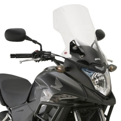 D1121ST : Bulle haute Givi CB500X CB500F CBR500R