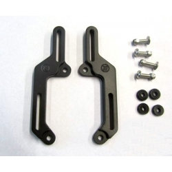 BRUUDT KIT REG CB500X 13-16 : Windshield Adjusters CB500X CB500F CBR500R