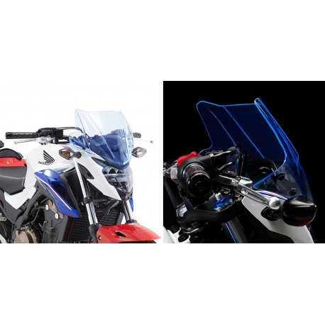 A1152BL : Givi Ice windshield CB500X CB500F CBR500R