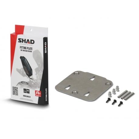 X010PS : Support réservoir Shad CB500X CB500F CBR500R