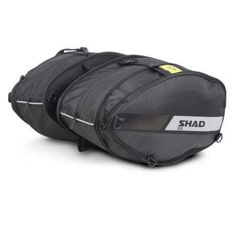 X0SL52 : Shad SL52 side bags CB500