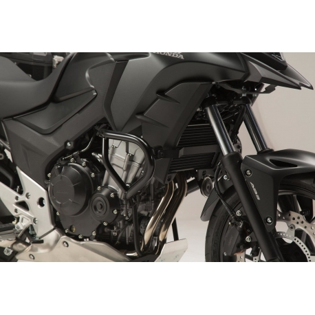 SBL.01.746.10000/B : Protections tubulaires SW-Motech CB500X CB500F CBR500R