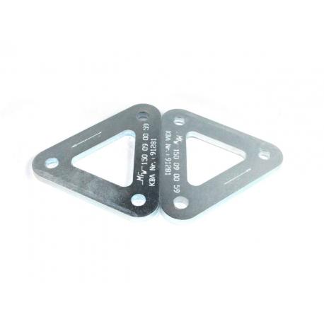442969 : Seat lowering kit CB500