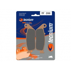 382001 : Tecnium sport MF200 front brake pads CB500