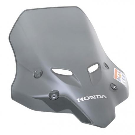 08R70-MJW-J80ZA : OEM Honda smoked windshield CB500X CB500F CBR500R