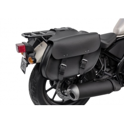 fullrebel : Pack bagagerie Honda Rebel CB500