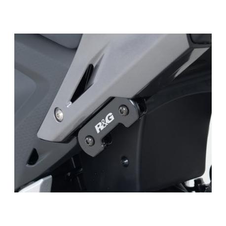 446487 : Cache Orifice Reposes-Pied R&G CB500X CB500F CBR500R