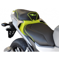 selle16 : Bagster comfort Ready Luxe seat CB500X CB500F CBR500R